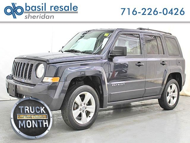 pre-owned 2015 jeep patriot latitude sport utility in williamsville