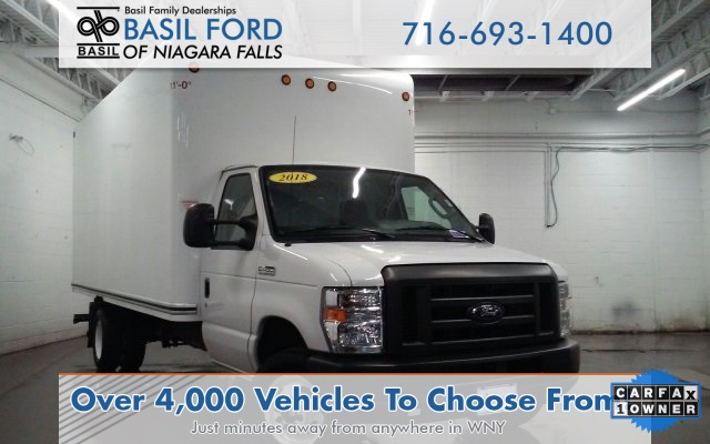Pre-Owned 2018 Ford E-450SD Base