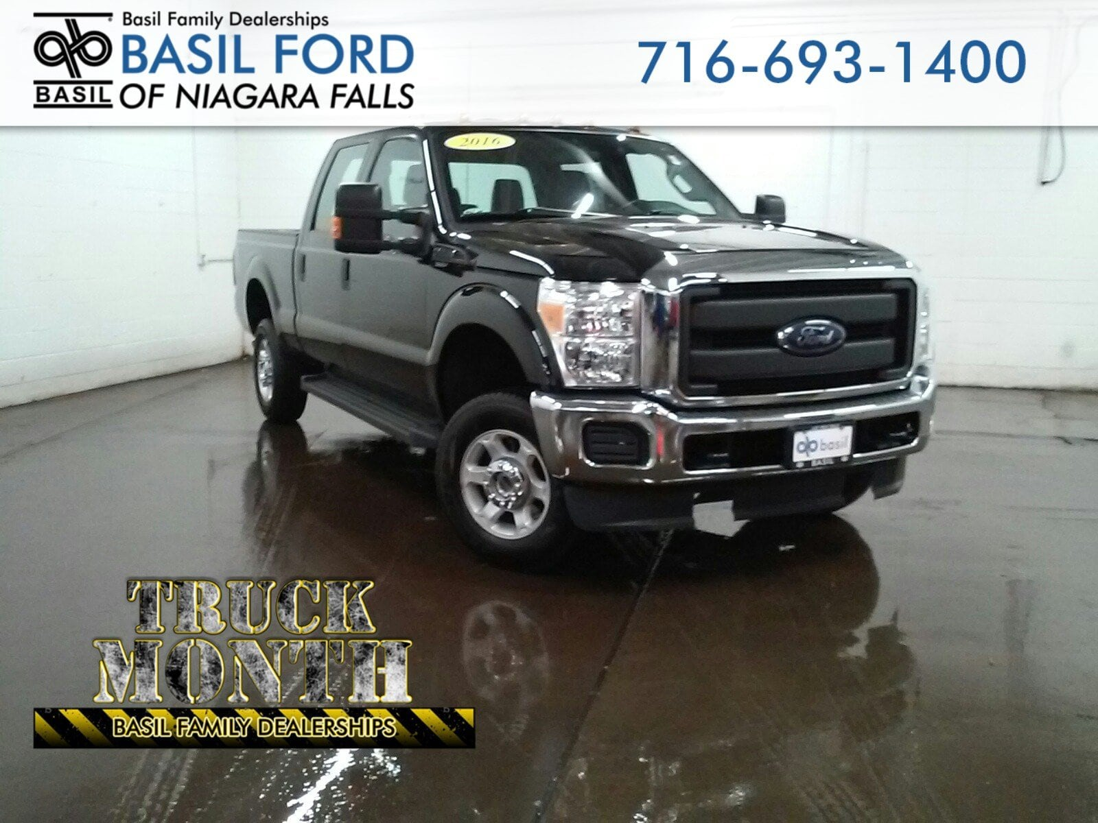 Pre-Owned 2016 Ford F-250 XL