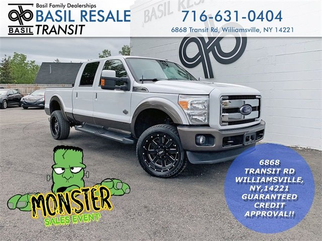 Pre-Owned 2016 Ford F-350SD King Ranch