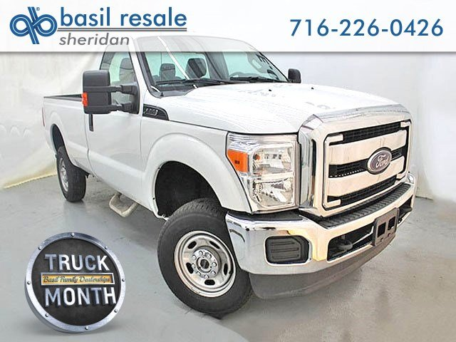 Pre Owned 2016 Ford Super Duty F 250 Srw Xl