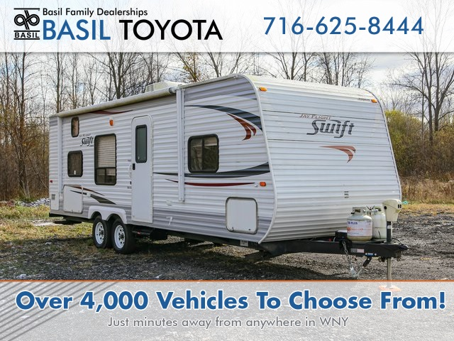 Pre-Owned 2013 TRAVEL TRAILER