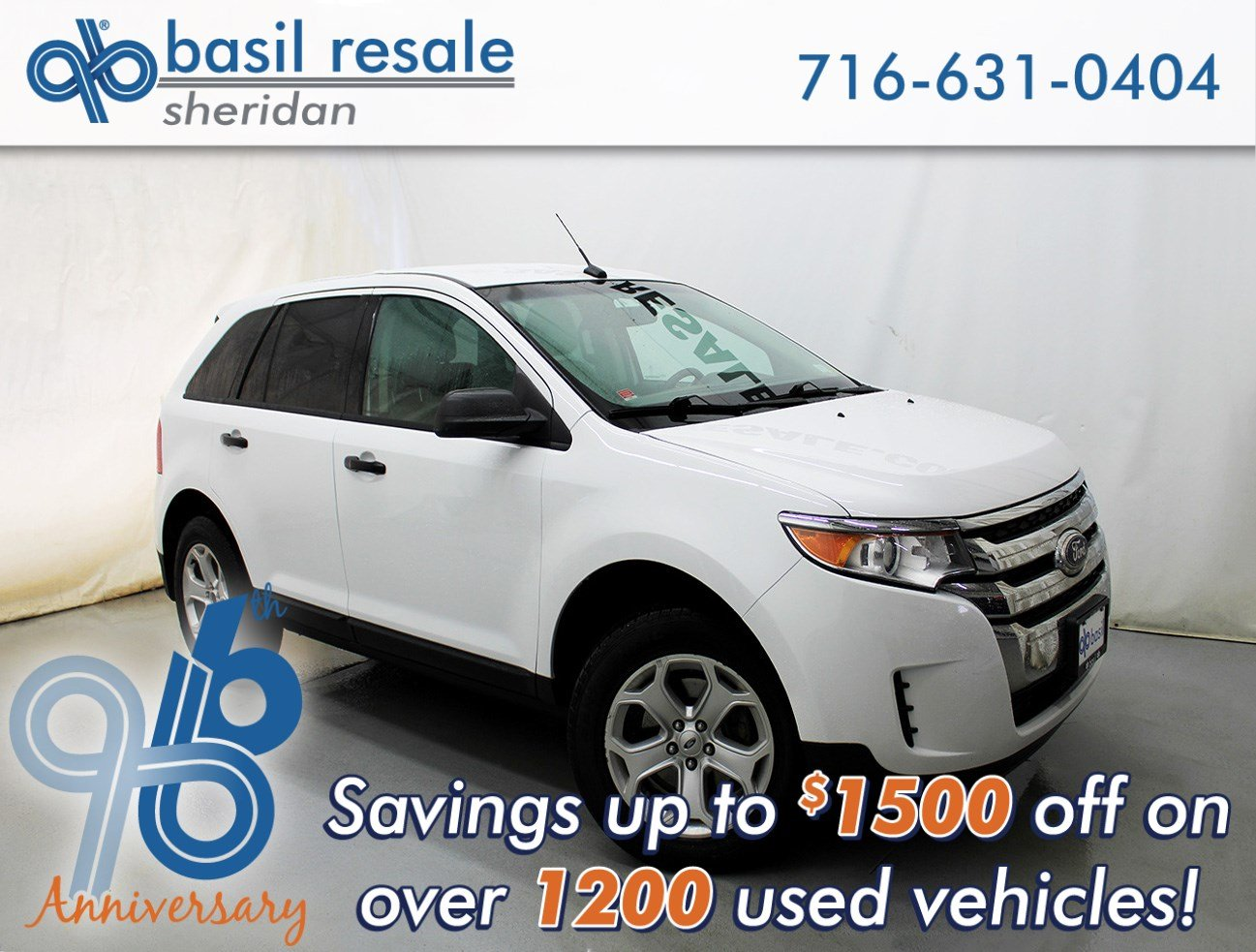 2014 Ford Edge Se >> Pre Owned 2014 Ford Edge Se Sport Utility In Williamsville X2618ta