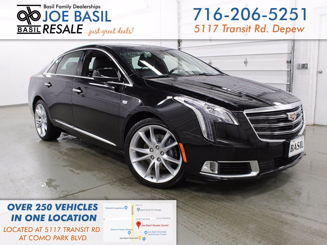 Pre-Owned 2019 Cadillac XTS Premium Luxury