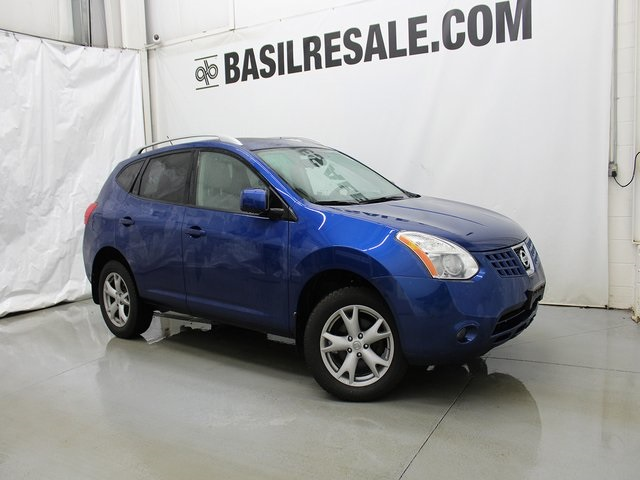 Pre-Owned 2008 Nissan Rogue SL