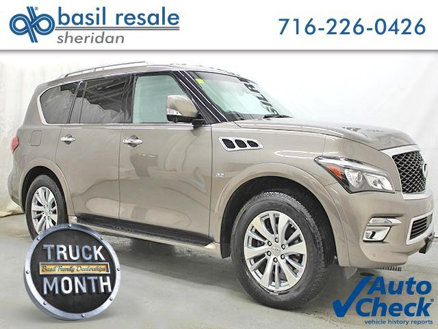 Pre Owned 2017 Infiniti Qx80