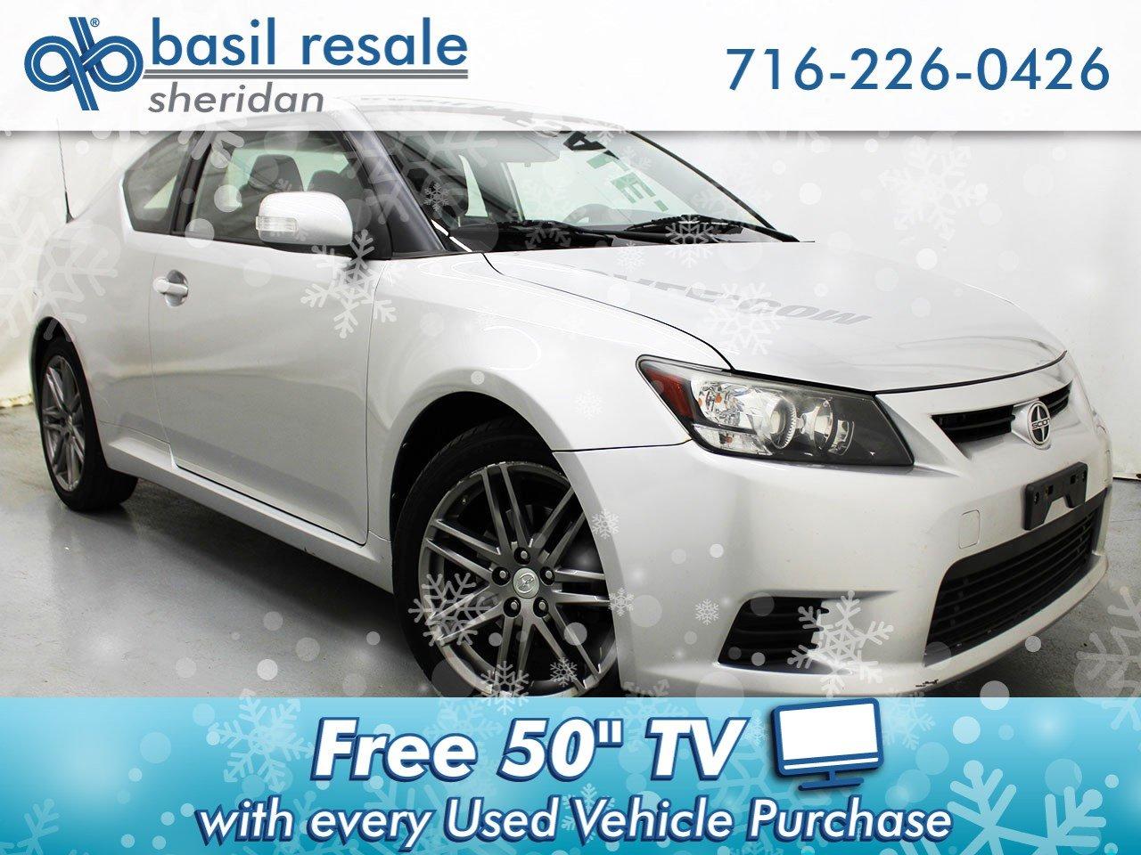 Pre-Owned 2012 Scion tC