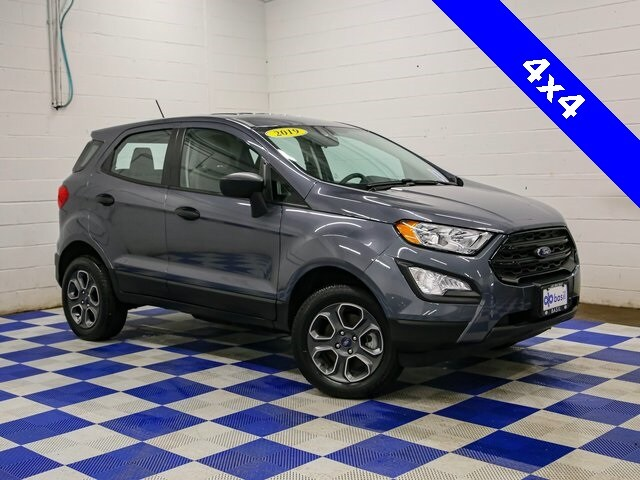 Pre-Owned 2019 Ford EcoSport S
