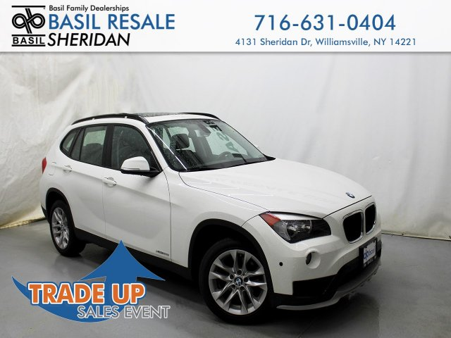 Pre-Owned 2015 BMW X1 xDrive28i