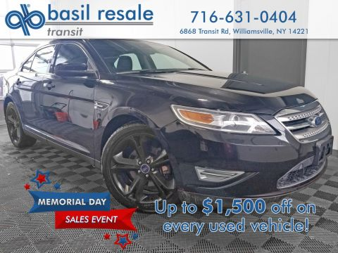 Pre-Owned 2011 Ford Taurus SHO