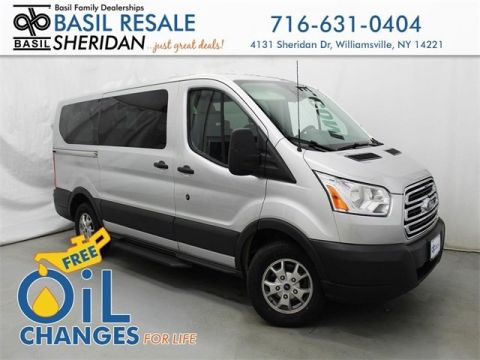 Pre-Owned 2015 Ford Transit-150 XLT