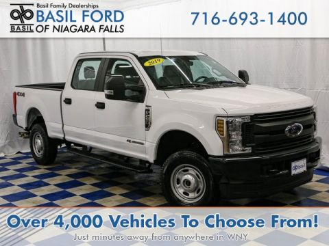 Pre-Owned 2019 Ford F-250SD XL
