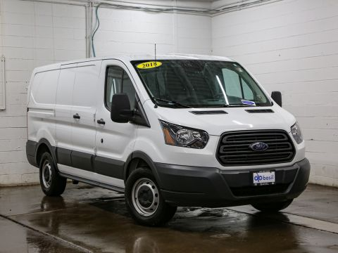 Pre-Owned 2018 Ford Transit-150