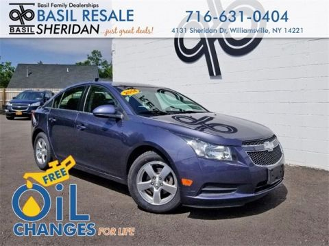 Pre-Owned 2014 Chevrolet Cruze 1LT