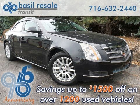 Pre-Owned 2011 Cadillac CTS Sedan BASE