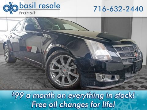 Pre-Owned 2009 Cadillac CTS AWD w/1SB