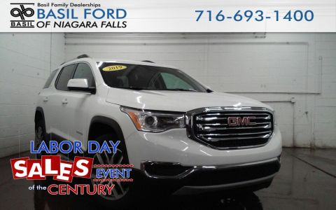 Pre-Owned 2019 GMC Acadia SLE