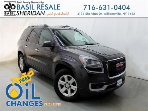 Pre-Owned 2014 GMC Acadia SLE-1