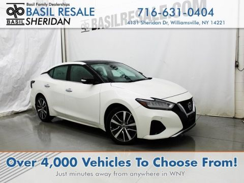 Pre-Owned 2019 Nissan Maxima