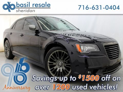 Pre-Owned 2013 Chrysler 300 300C John Varvatos Limited Edition