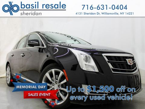 Pre-Owned 2017 Cadillac XTS Premium Luxury