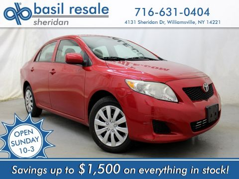 Pre-Owned 2012 Toyota Yaris L Hatchback in Williamsville