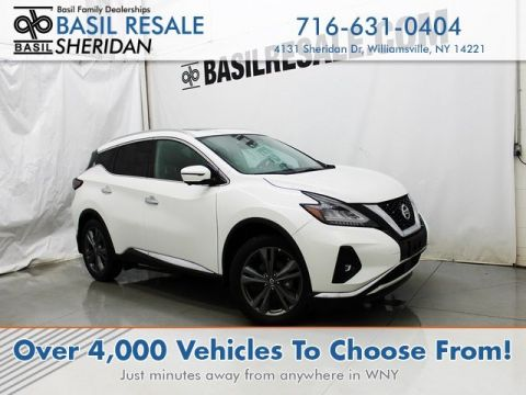Pre-Owned 2019 Nissan Murano