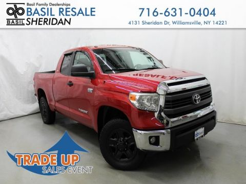 Pre-Owned 2014 Toyota Tundra 4WD Truck