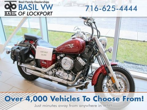Pre-Owned 2005 Yamaha