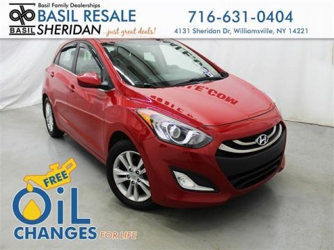 Pre-Owned 2013 Hyundai Elantra GT Base